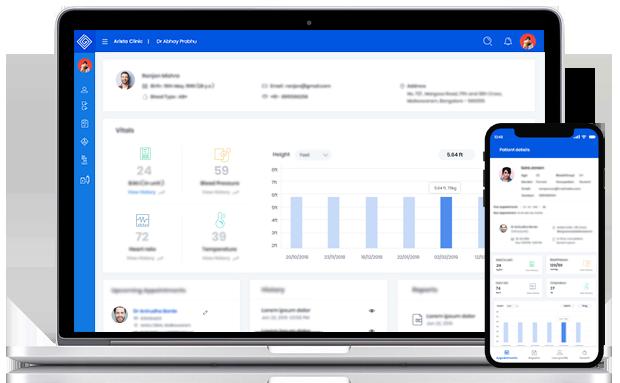 Tăng trải nghiệm người dùng bằng hồ sơ bệnh nhân online
